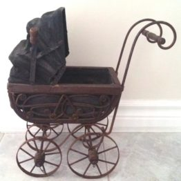 Baby Doll Carriage