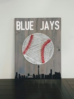 Blue Jays String